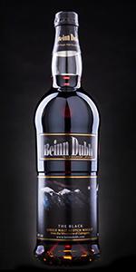 Beinn Dubh Single Malt Scotch Whisky. Image courtesy Speyside Distillers.