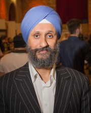 Elixir Distillers co-founder Sukhinder Singh. File photo ©2018, Mark Gillespie/CaskStrength Media.
