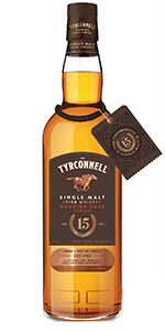 The Tyrconnell 15 Year Old Madeira Cask Finish. Image courtesy Beam Suntory.