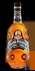 Grand MacNish 15 Sherry Cask. Image courtesy Macduff International.