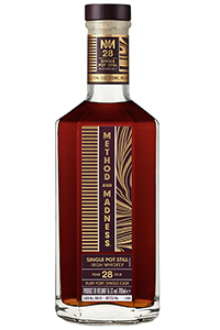 Method And Madness 28 Years Old Ruby Port Pipe. Image courtesy Irish Distillers Pernod Ricard.