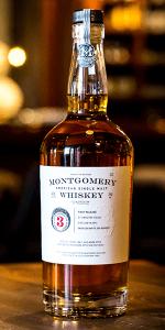 Montgomery American Single Malt. Photo by Chris LaTray courtesy Montgomery Distillery.