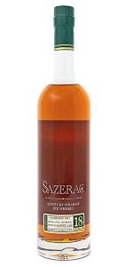 Sazerac Rye 18 2018 Edition. Image courtesy Buffalo Trace.