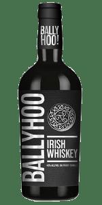 Ballyhoo Irish Whiskey. Image courtesy Connacht Whiskey Company.