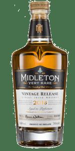 Midleton Very Rare 2018 Release. Image courtesy Irish Distillers.