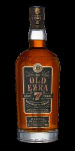 Ezra Brooks Old Ezra. Image courtesy Luxco.