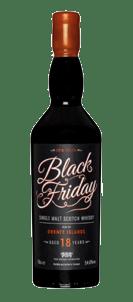 The Whisky Exchange Black Friday 2018 Edition. Image courtesy The Whisky Exchange.