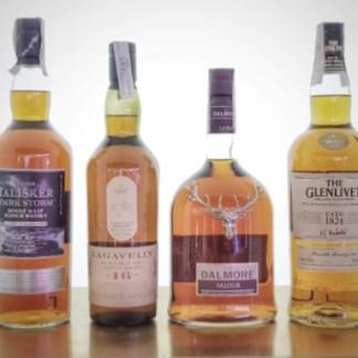 cata single malt Whisky Club Madrid