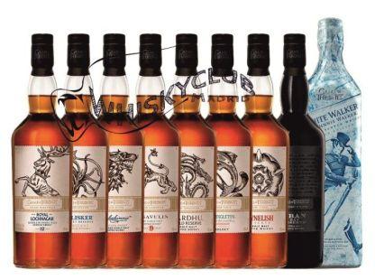 Cata de whisky de la colección de Juego de Tronos