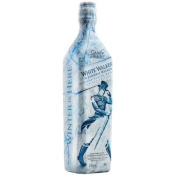 Johnnie Walker - The White Walker Edición Limitada - El Caminante Blanco