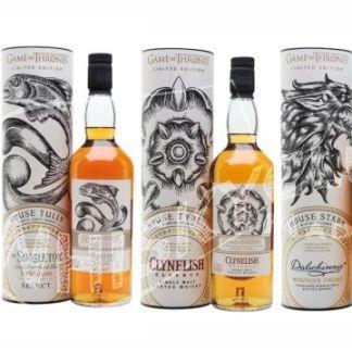 Primera cata de Juego de Tronos en Whisky Club Madrid
