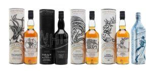 Segunda cata de Juego de Tronos en Whisky Club Madrid