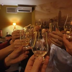 Cata de whisky para principiantes en Madrid