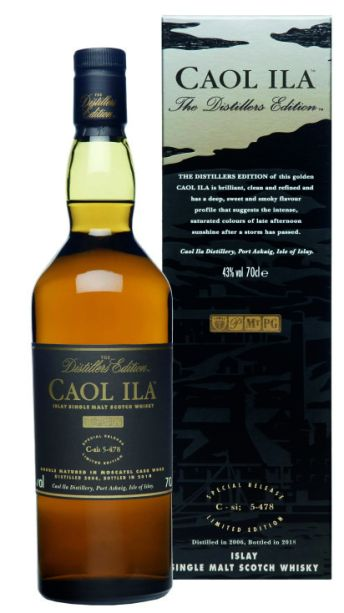 Caol Ila - The Distillers Edition