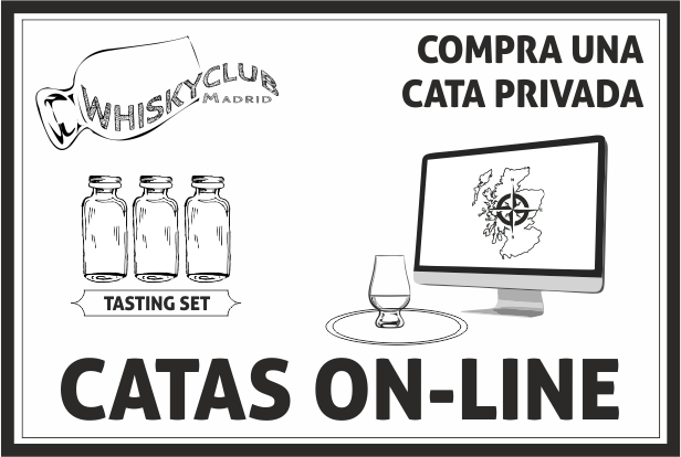 CATAS ON-LINE. COMPRA UNA CATA PRIVADA
