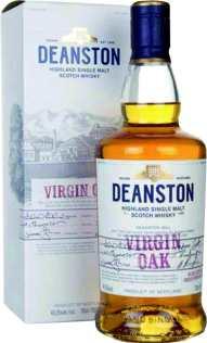 Deanston Virgin Oak Finish Single Malt en la cata de A-B-C-Dario del Whisky no.3