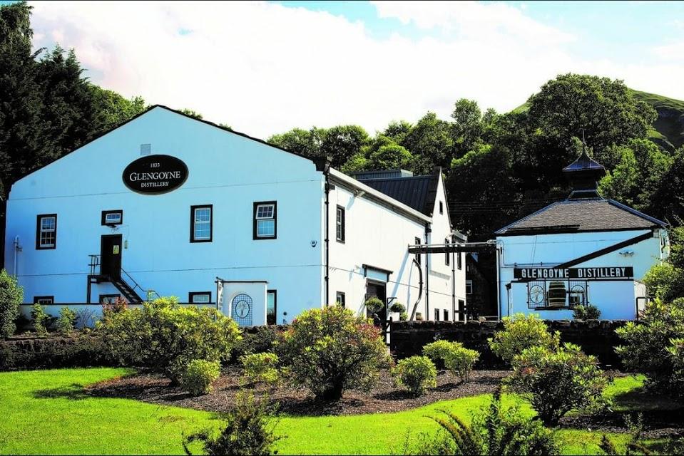 Glengoyne – la destilería