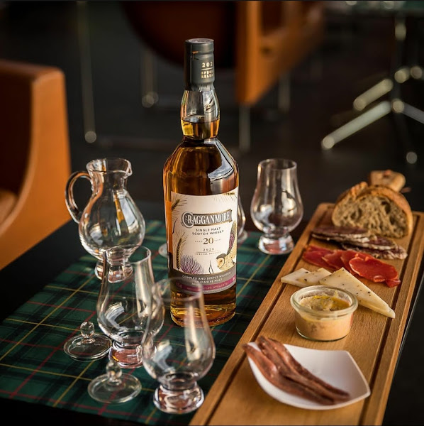 Catas maridaje en Whisky Club Madrid