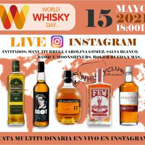CATA ONLINE WORLD WHISKY DAY 2021