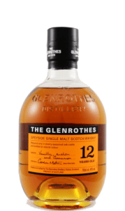 The Glenrothe 12 años en la cata de World Whisky Day 2021