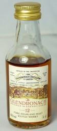 Glendronach 12yo Sherry Cask 5cl
