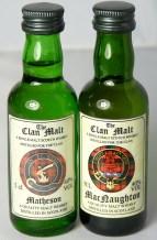 The Clan Malt 2x5cl