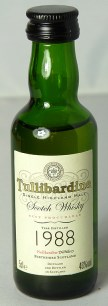 Tullibardine 1988 5cl