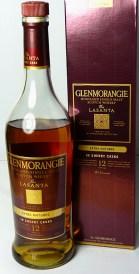 Glenmorangie 12yo Lasanta 70cl