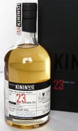Kininvie 23yo Batch 3 35cl