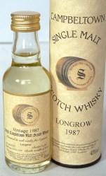 Longrow 1987 8yo 5cl