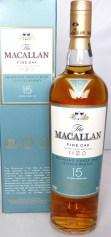 Macallan 15yo Fine Oak 70cl