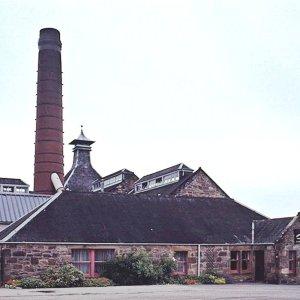 Die Destillerie Balblair