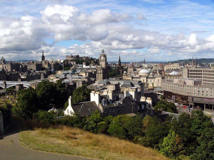 Edinburgh, Bild von Christian Bickel (2005), CC-Lizenz