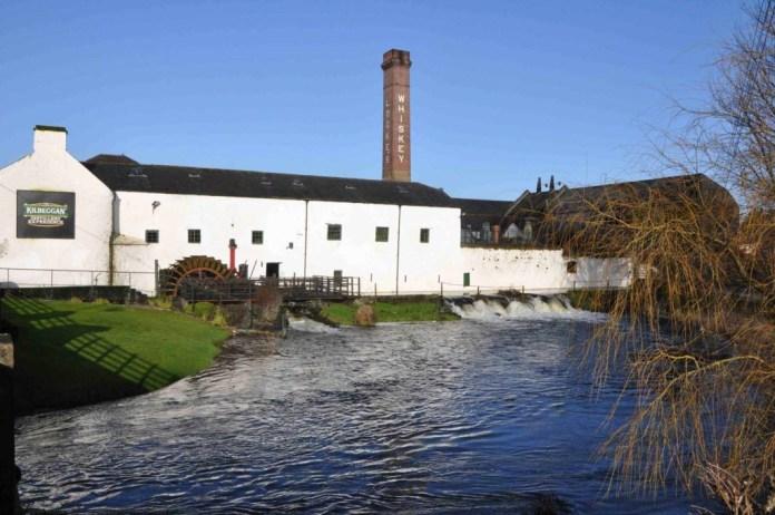 Die Destillerie Kilbeggan