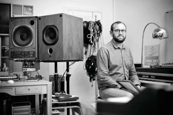 Komponist Simon Little (Foto von Alys Tomlinson)