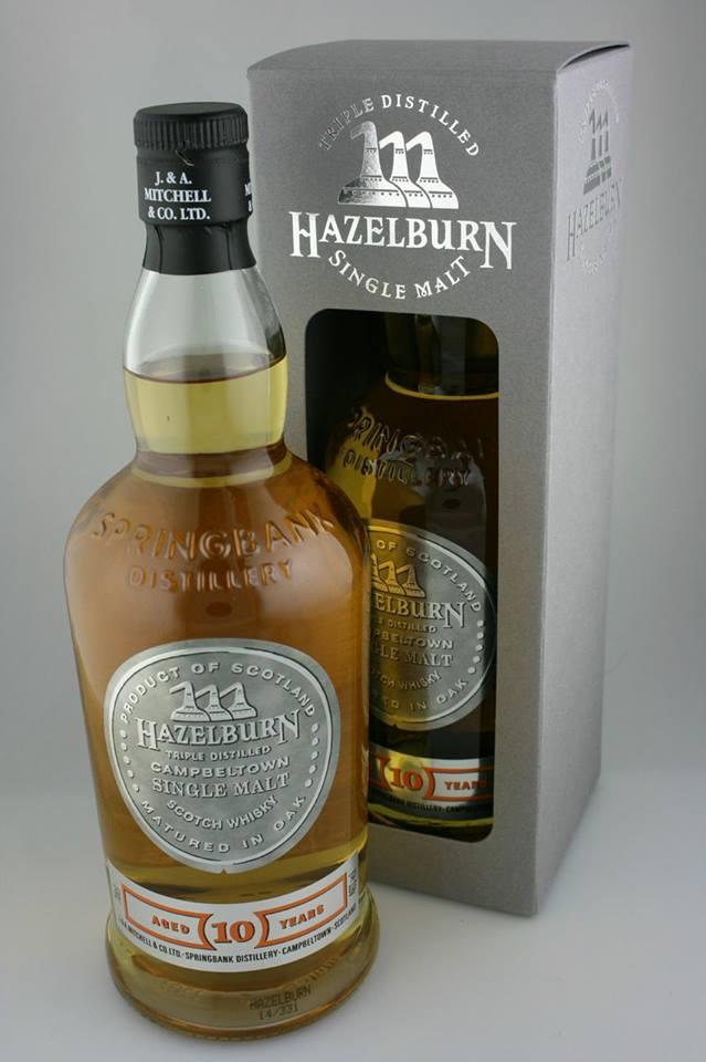 hazelburn 10