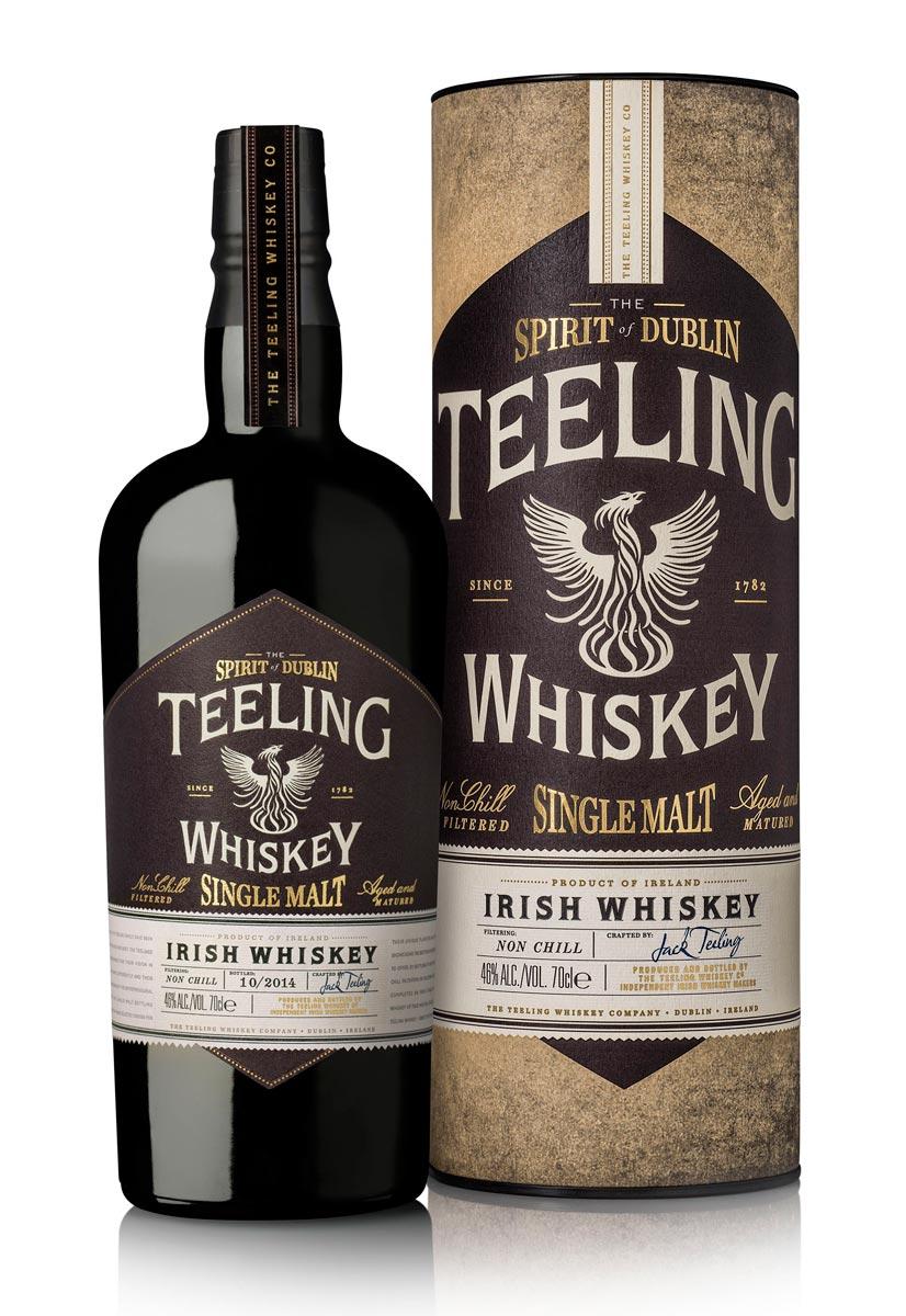 Wir verkosten: Teeling Single Malt Irish Whiskey, 46% - WhiskyExperts