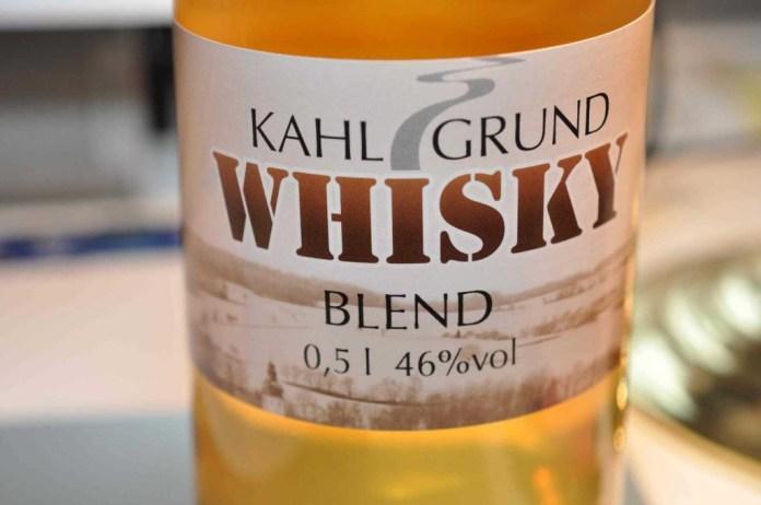 Kahlgrund Whisky. Der erste deutsche Whisky eines Leistungsverbunds regionaler Brennmeister.  Alle Rechte bei Ernst J. Scheiner