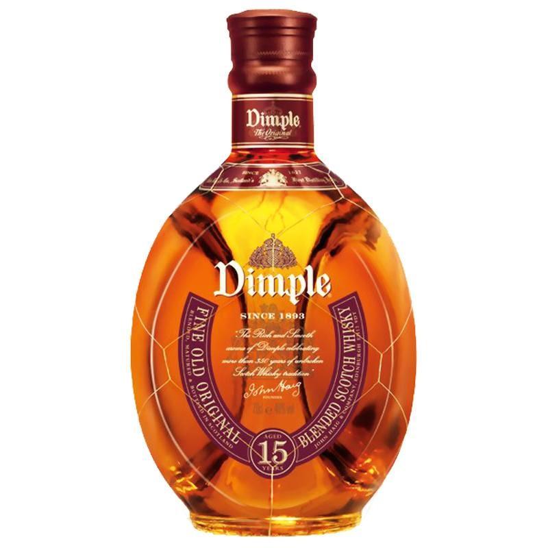Scotch Alter in der Flasche