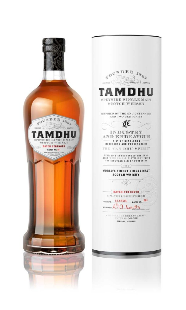 TAMDHU BATCH STRENGTH Bottle and Tube.