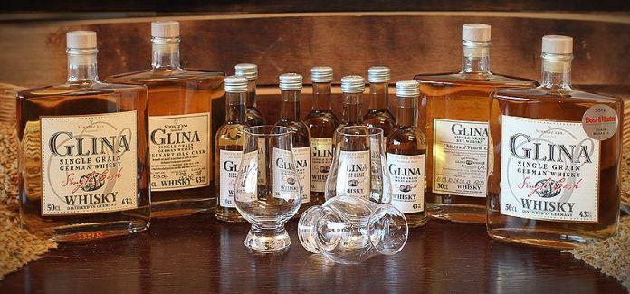 Bild: Glina-Whisky