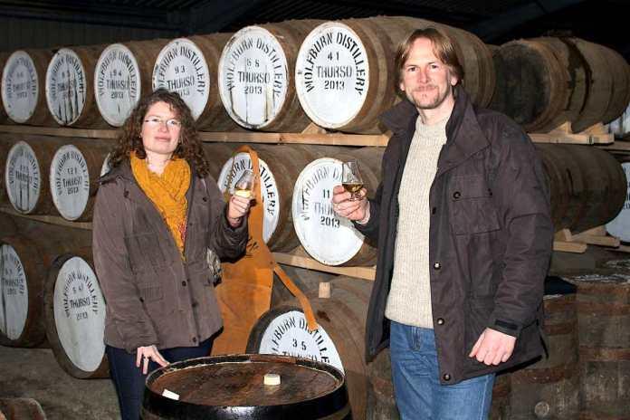 Corinna Schwarz und Dietmar Schulz