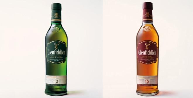 glenfiddich redesign