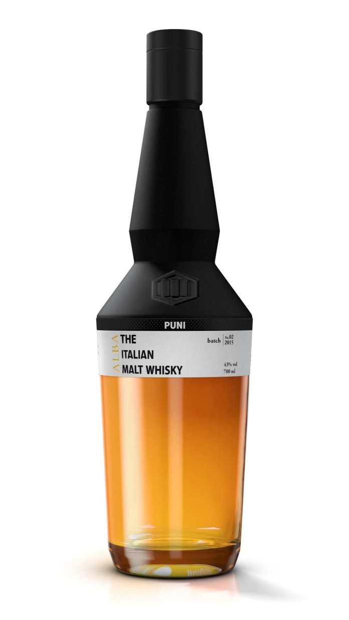 PUNI Whisky - PUNI ALBA