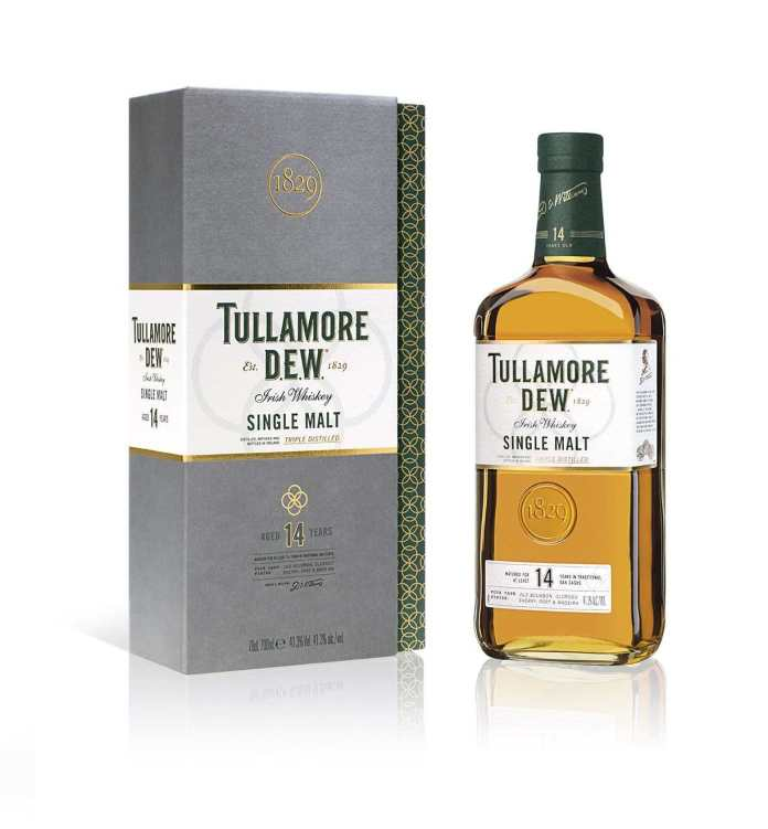 Tullamore D.E.W._Single Malt_14 Year Old_mit Box
