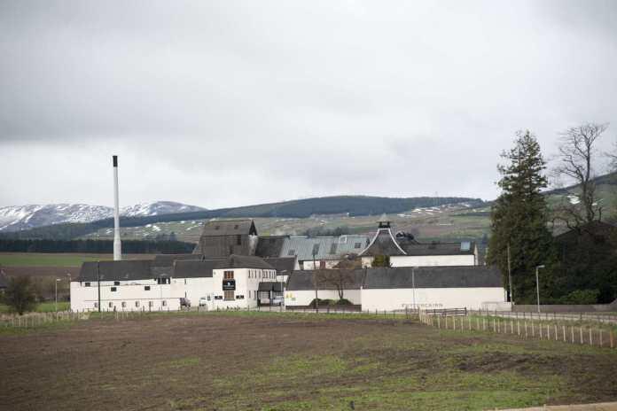 Fettercairn Distillery. Foto: Potstill Wien