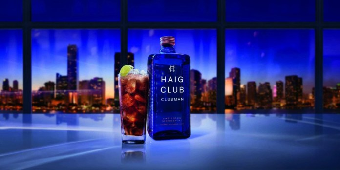 clubman diageo haig club