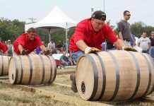 Barrel Rolling in den USA