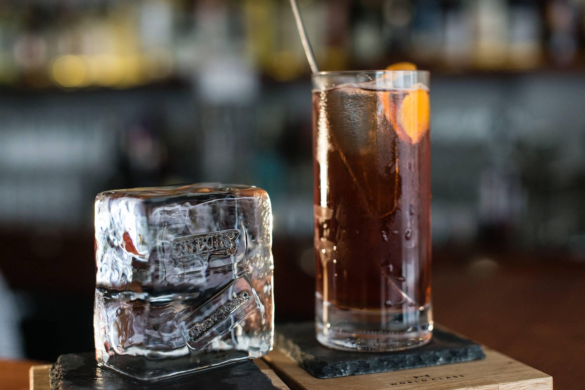 Whisky-Cocktail: Moriarty (Embury Bar, Frankfurt am Main ...