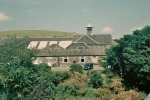 Lowlands Destillerie Bladnoch - Photo von Jonathan Wilkins, CC Lizenz